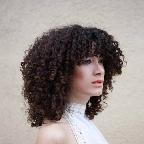 20 Cute Hairstyles For Naturally Curly Hair In 2017