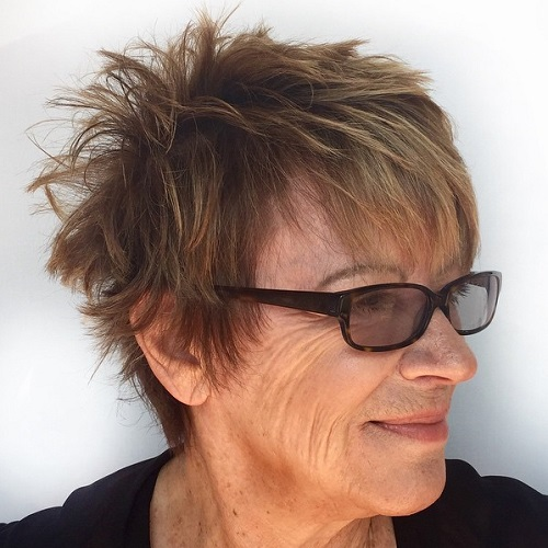 Fabulous 80 Classy And Simple Short Hairstyles For Women Over 50 Hairstyle Inspiration Daily Dogsangcom