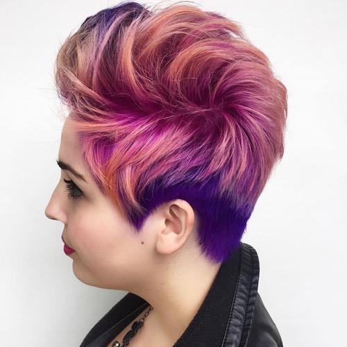 Pastel Rainbow Pixie