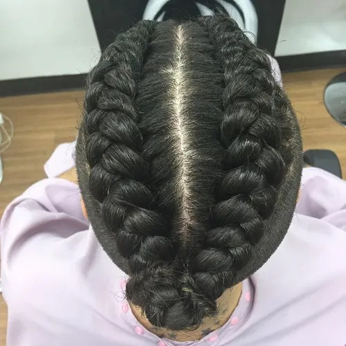 Enjoyable 20 New Super Cool Braids Styles For Men You Can T Miss Hairstyles For Women Draintrainus