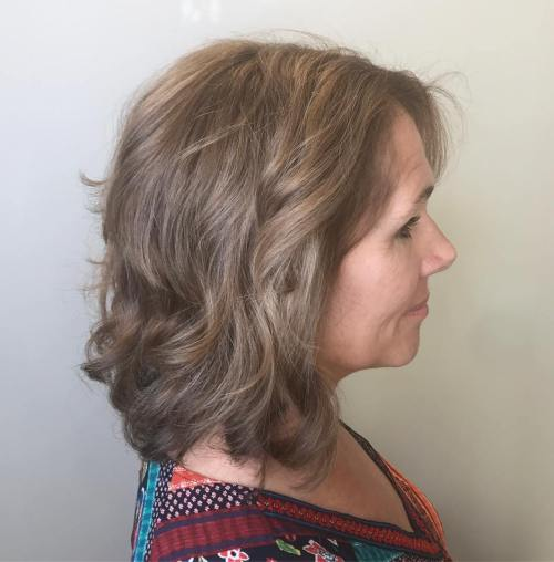 50 Modern Haircuts For Women Over 50 With Extra Zing