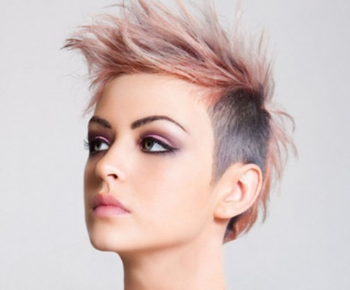 Pixie Haircut Styles For Thick Hair: 55 Classy Short Haircuts And Hairstyles For Thick Hair