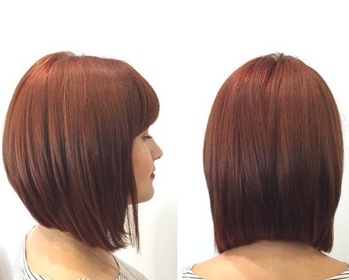 Long Bob Hair Style: 60 Classy Short Haircuts And Hairstyles For Thick Hair