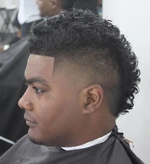 20 Creative Mohawks For Black Men