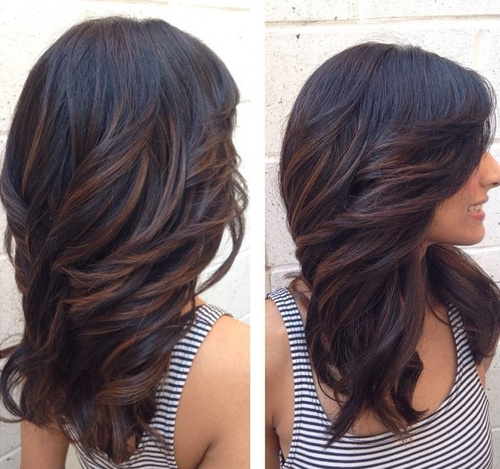Wonderful Layered Haircut For Long Hair
