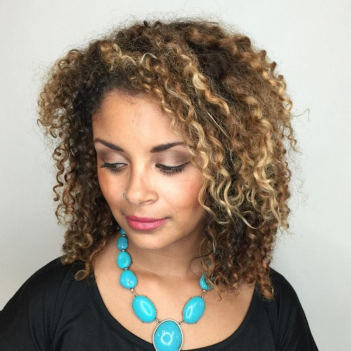 different curly hairstyles pictures 50 different versions of curly bob hairstyle 86352