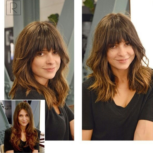 Fantastic 60 Most Beneficial Haircuts For Thick Hair Of Any Length Short Hairstyles Gunalazisus