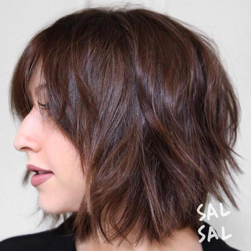 60 Short Shag Hairstyles That You Simply Can\'t Miss