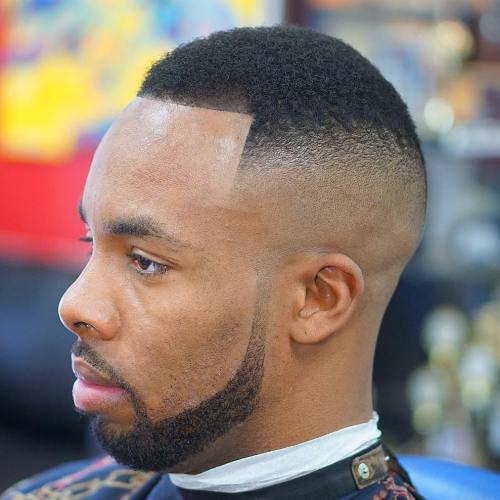 High And Tight Line Up For Natural Hair
