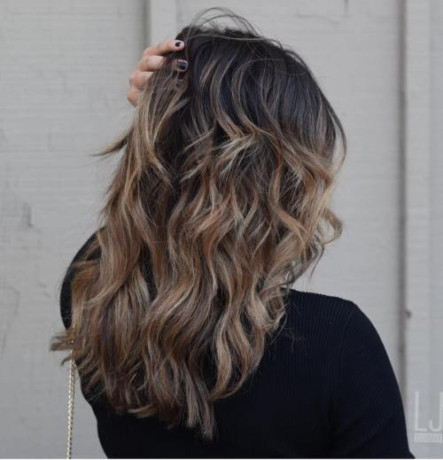 layered haircut thick hair 50 most universal modern shag haircut solutions 5898 | 9 long layered haircut for thick hair 1