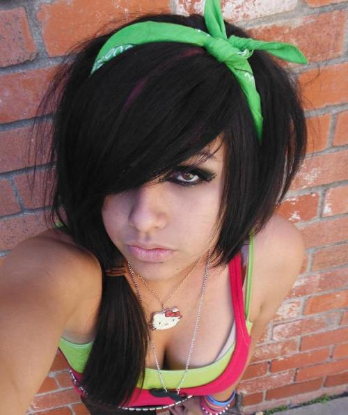 Emo Hairstyles For Thick Hair : 30 creative emo hairstyles and haircuts for girls in 2017