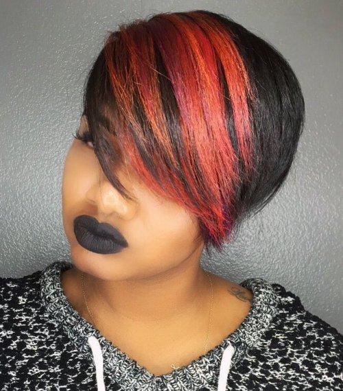 creative emo hairstyles