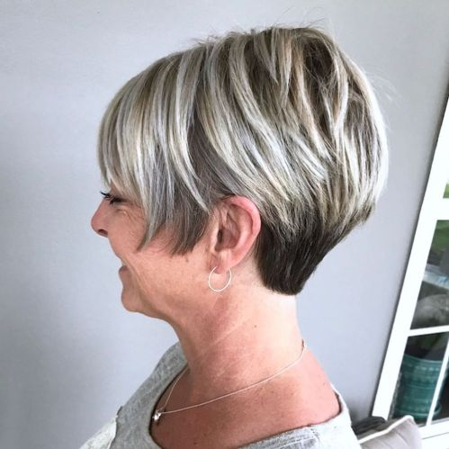 Sleek Low Maintenance Pixie Cut