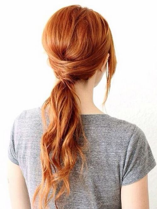 16 Fresh Trendy Ideas for Copper Hair Color