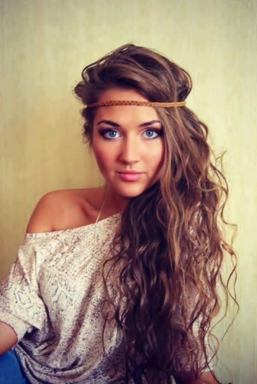 40 Cute and Cool Hairstyles for Teenage Girls