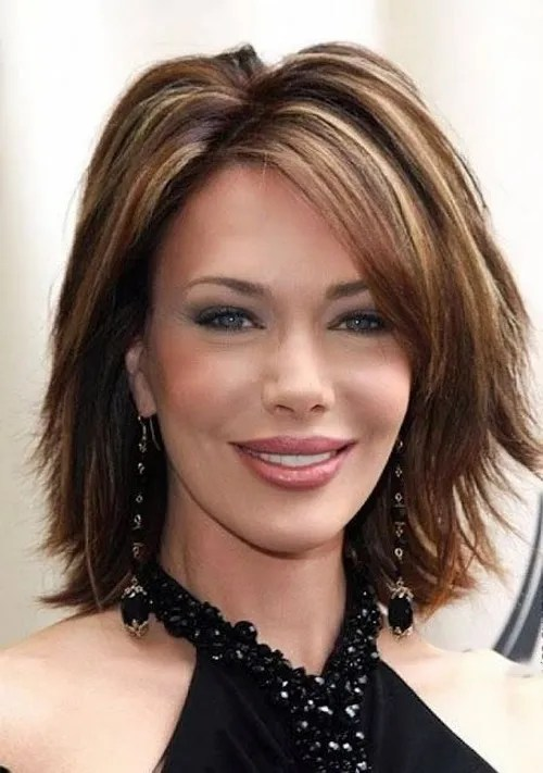 Amazing 60 Most Prominent Hairstyles For Women Over 40 Short Hairstyles Gunalazisus