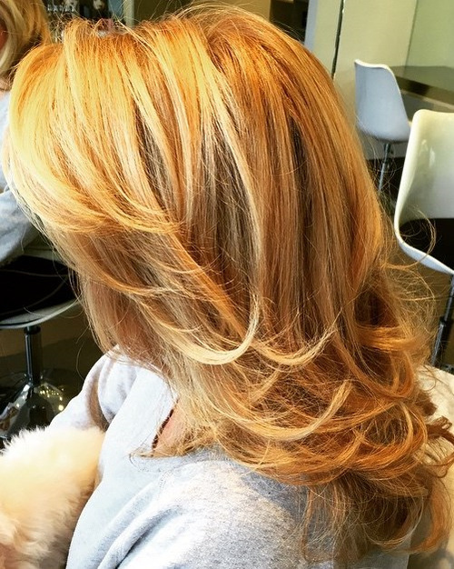 50 variants of blonde hair color best highlights for blonde hair light red hair with blonde highlights pmusecretfo Gallery