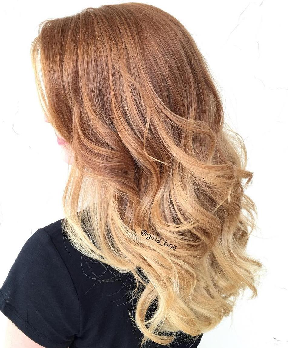 Excellent 60 Stunning Shades Of Strawberry Blonde Hair Color Hairstyle Inspiration Daily Dogsangcom