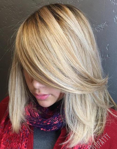 50 Variants of Blonde Hair Color – Best Highlights for Blonde Hair