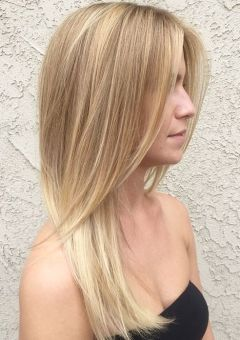light brown blonde hair color