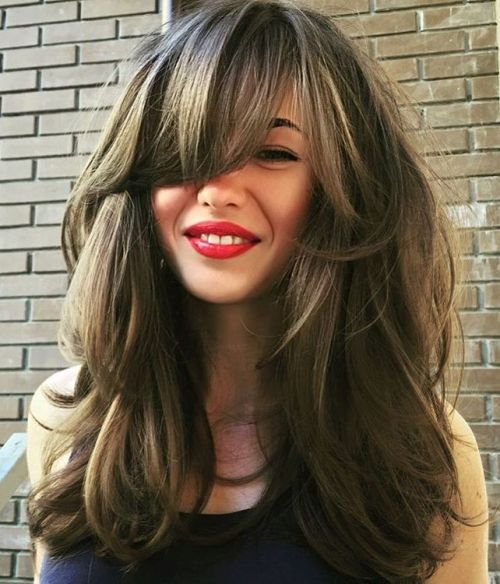 Awe Inspiring 30 Side Swept Bangs To Sweep You Off Your Feet Short Hairstyles For Black Women Fulllsitofus