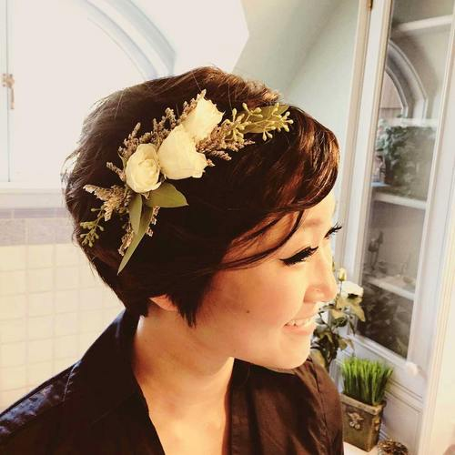 Pixie Hairstyles For Wedding: 40 Hottest Prom Hairstyles For Short Hair
