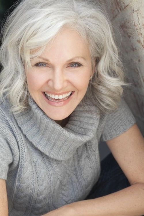 Hairstyle Pic 50 Gorgeous Grey Hair Styles