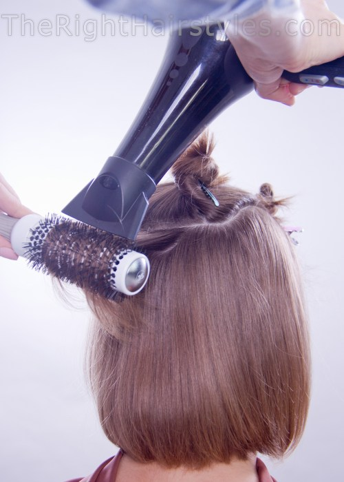 styling tips for fine short hair