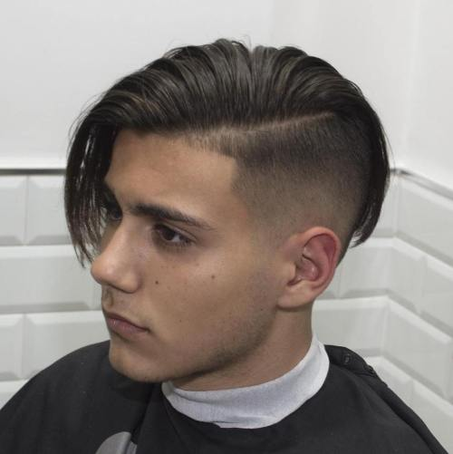 50 Superior Hairstyles And Haircuts For Teenage Guys In 2020