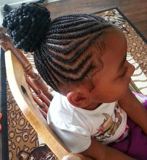 Surprising Braids For Kids 40 Splendid Braid Styles For Girls Short Hairstyles Gunalazisus