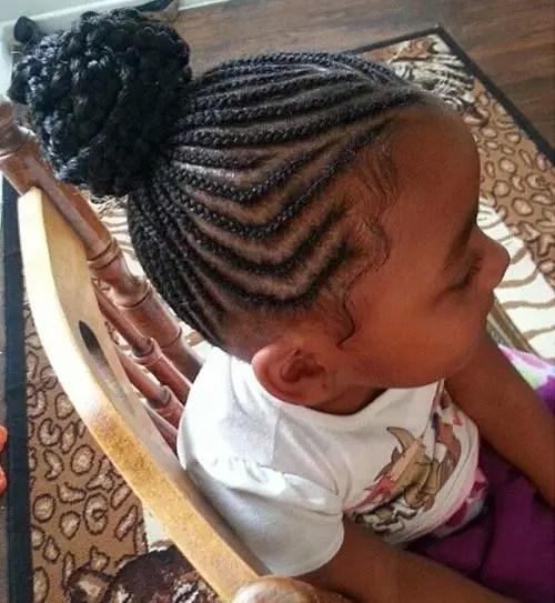 Astounding Braids For Kids 40 Splendid Braid Styles For Girls Short Hairstyles For Black Women Fulllsitofus
