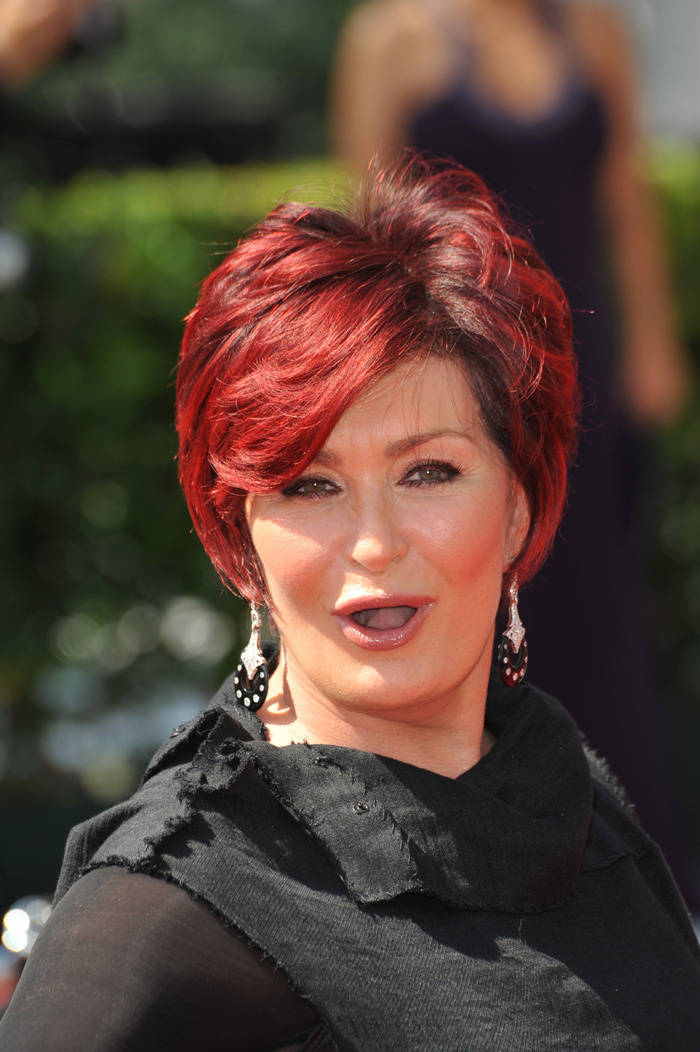 Sharon osbourne hairstyles short hair mom xxx picture not
