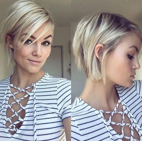 Sexy Short Hair Styles Women 103