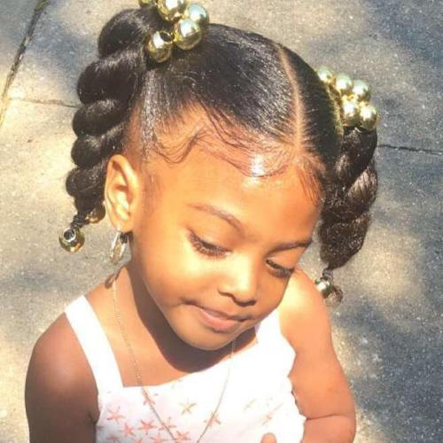 Enjoyable Black Girls Hairstyles And Haircuts 40 Cool Ideas For Black Coils Natural Hairstyles Runnerswayorg
