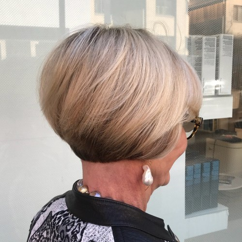 Layered Short Pixie For Thin Hair