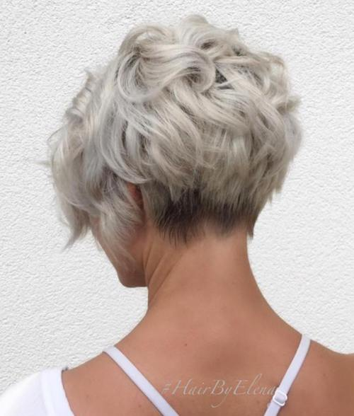 Stupendous 50 Trendiest Short Blonde Hairstyles And Haircuts Short Hairstyles For Black Women Fulllsitofus