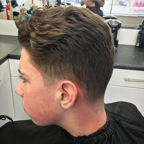 Fantastic 50 Superior Hairstyles And Haircuts For Teenage Guys In 2017 Short Hairstyles Gunalazisus