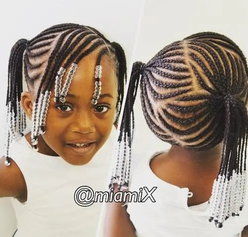 Marvelous Braids For Kids 40 Splendid Braid Styles For Girls Hairstyles For Women Draintrainus