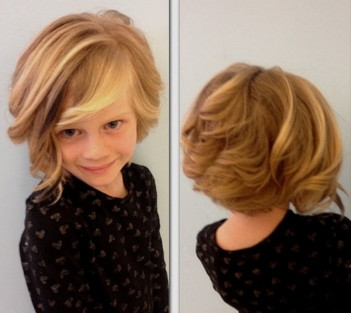 Outstanding 50 Short Hairstyles And Haircuts For Girls Of All Ages Hairstyle Inspiration Daily Dogsangcom