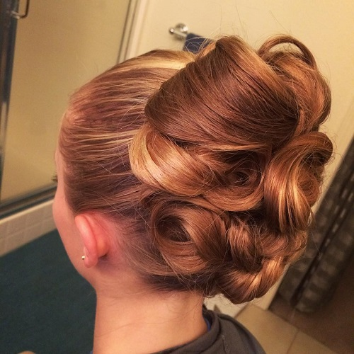 Wedding Hairstyles Guest Easy: 20 Lovely Wedding Guest Hairstyles