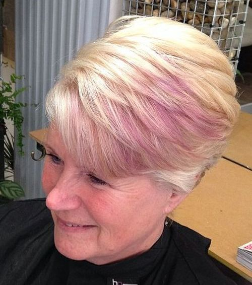 Pleasant 50 Trendiest Short Blonde Hairstyles And Haircuts Short Hairstyles For Black Women Fulllsitofus