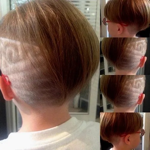 Enjoyable 50 Short Hairstyles And Haircuts For Girls Of All Ages Hairstyles For Men Maxibearus