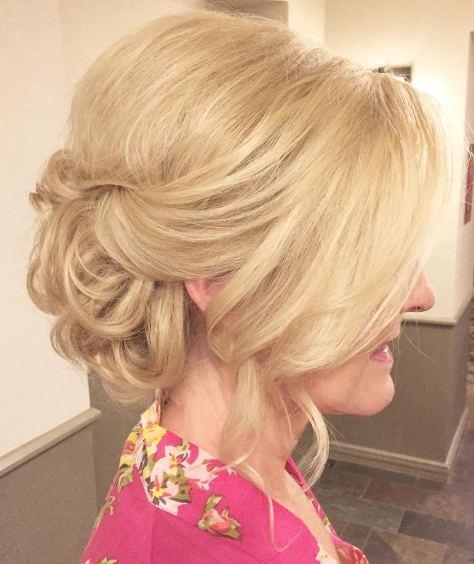 The Mother of Bride Hair