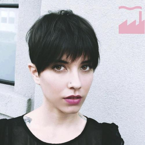 Short Layered Pixie With Bangs