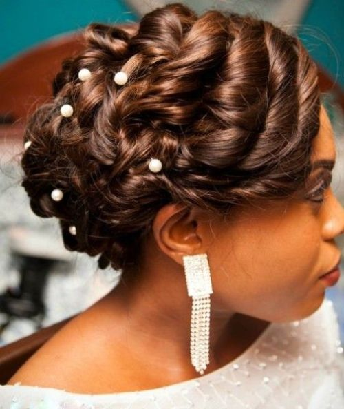 Wedding Hairstyles Bride: 40 Chic Wedding Hair Updos For Elegant Brides