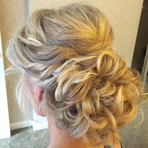 Wedding Hairstyles Side Bun: 40 Chic Wedding Hair Updos For Elegant Brides