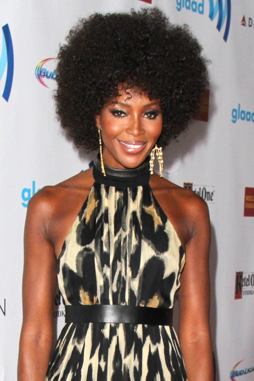 Natural Hairstyles For Medium Length Hair : 20 medium natural hairstyles for bright and stylish ladies