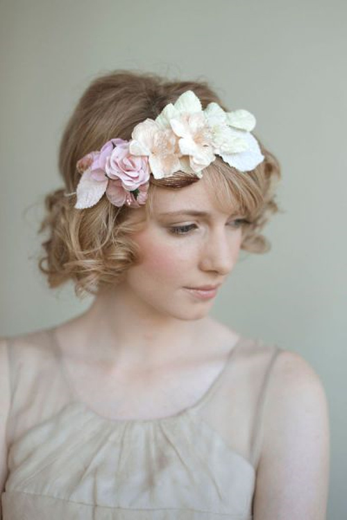 Excellent Wedding Curly Hairstyles 20 Best Ideas For Stylish Brides Hairstyles For Women Draintrainus