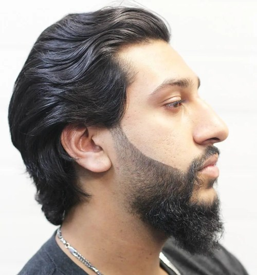 medium length hair style men 40 must medium hairstyles for 2866 | 4 medium mens hairstyle with beard
