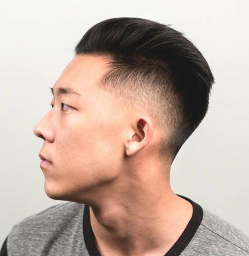 Asian Taper Fade